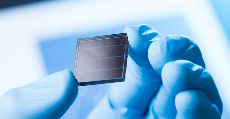 Hoe zijn zonnecellen opgebouwd?