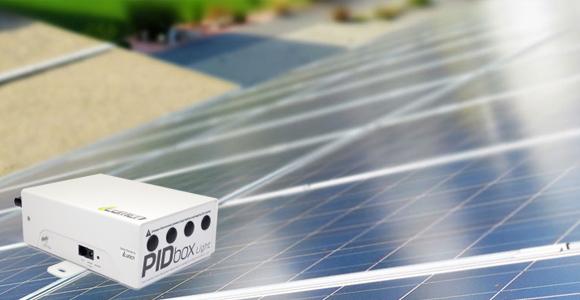 Rendement zonnepanelen: plaats een PID box