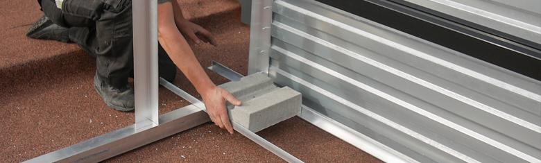 Welke ballast voor zonnepanelen op een plat dak?