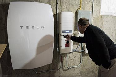Thuisbatterijen zonnepanelen