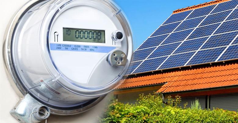 Nieuwe digitale meter: wat met zonnepanelen?