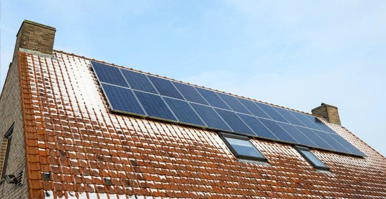 Rendement zonnepanelen: hoe werken ze in de winter?